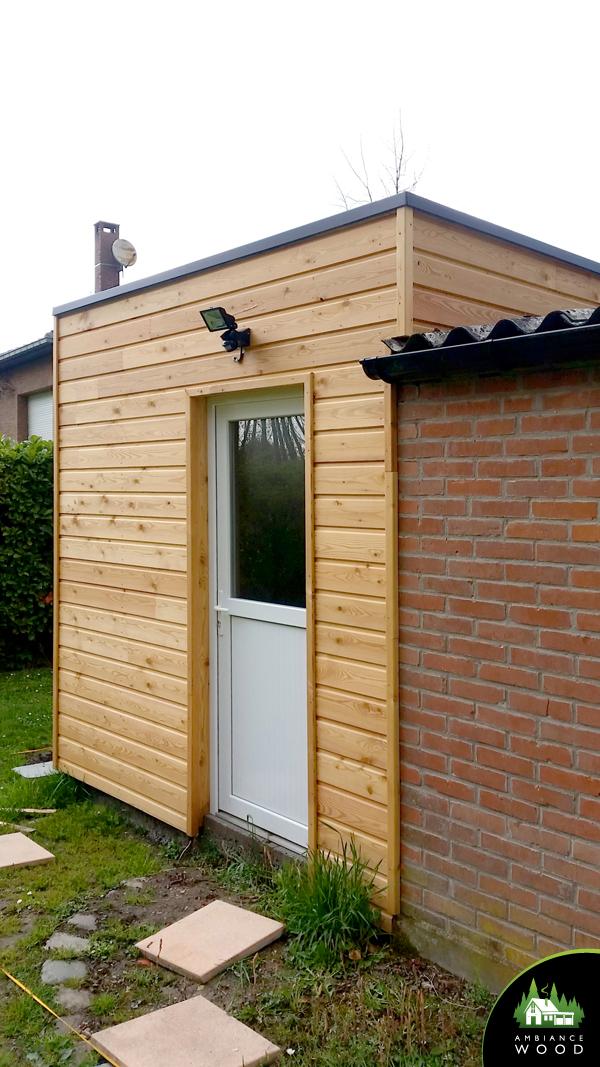 ambiance wood charpentier 59 nord abris jardin 22m2