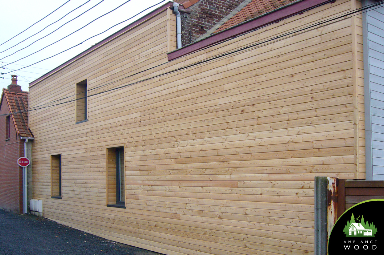ambiance wood charpentier 59 nord bardage meleze isolation exterieur 2018