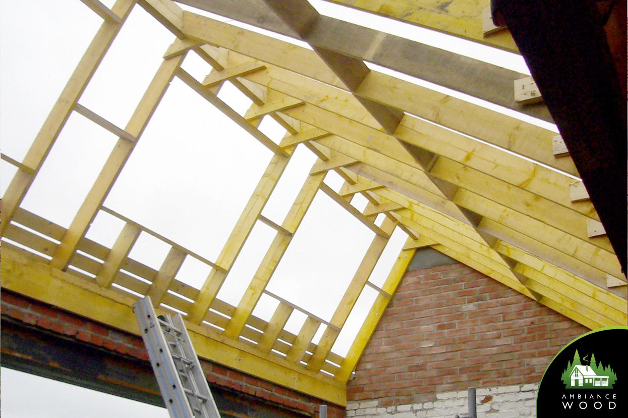 ambiance wood charpentier 59 nord charpente usine loft