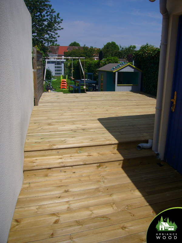 ambiance wood charpentier 59 nord terrasse 40m2 pin classe iv
