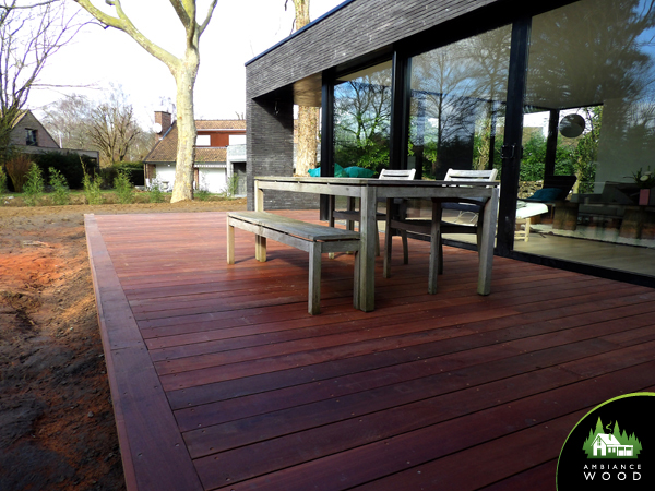 ambiance wood charpentier 59 nord terrasse 80m2 ipe plots reglables