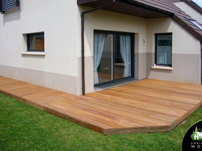 Terrase IPE 27m²