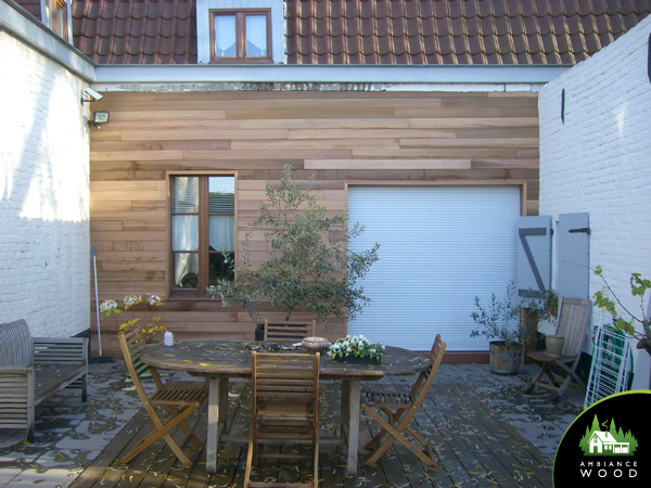 ambiance wood charpentier 59 nord bardage red cedar mouvaux 59420