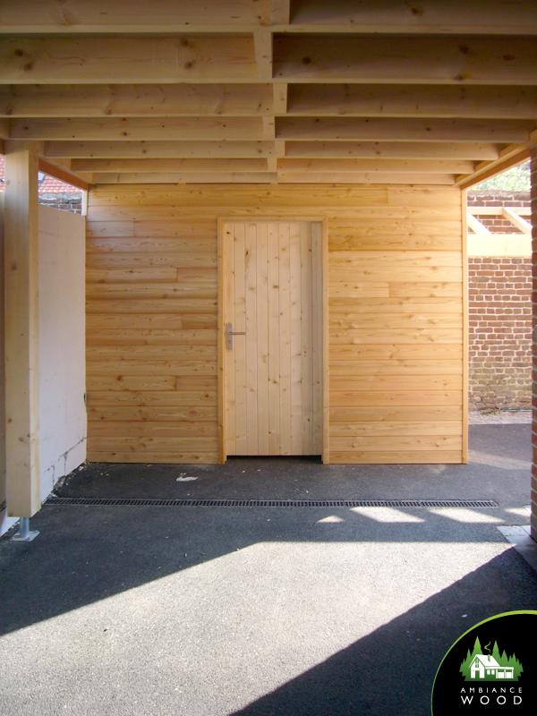 ambiance wood charpentier 59 nord carport sur mesure 36m2 baisieux 59044