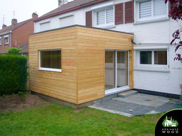 ambiance wood charpentier 59 nord ossature bois extension 20m2 faches thumesnil 59155