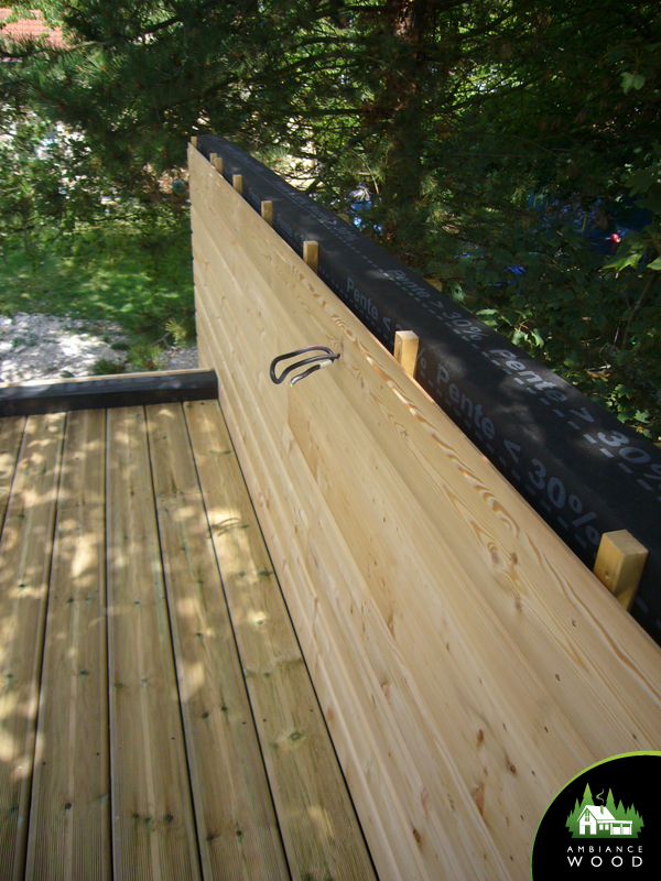 ambiance wood charpentier 59 nord ossature bois extension 20m2 gite lens 62300