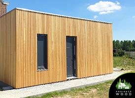 Extension 46m² ossature bois